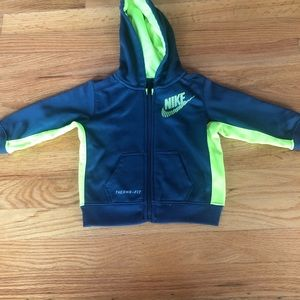 Nike Shirts & Tops - Infant Nike Therma Fit hoodies